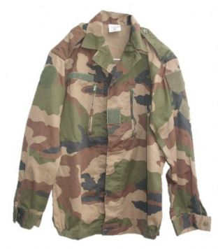 french army jacket.